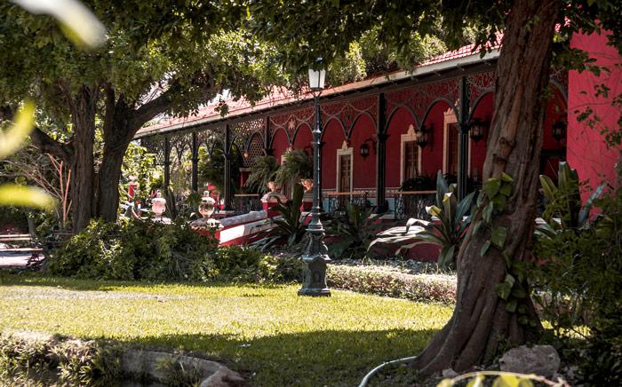 Historia Hacienda San Juan Opichén